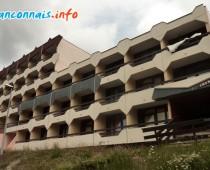 résidence olympia montgenèvre