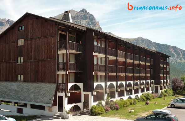 résidence saint roch Chamois puy saint vincent 1400