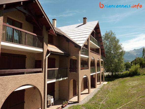 résidence les Sittelles à Puy Saint Vincent 1400