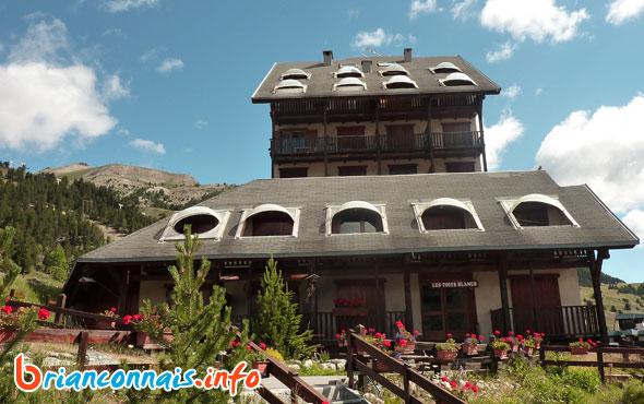 résidence les toits blancs montgenèvre