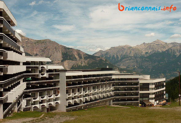 residences cortina portillo puy saint vincent