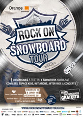 Rock on Snowboard Tour 2012