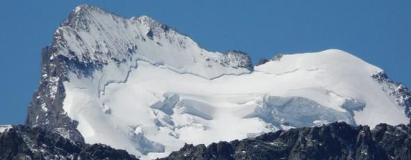 au Dôme des Ecrins (4015 m)