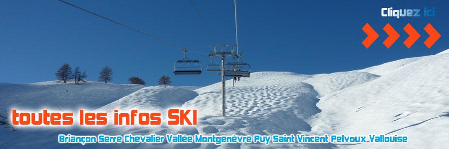 ski printemps 2011 Briançonnais