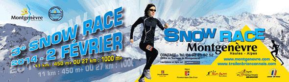 Snow Race 2014 de Montgenèvre