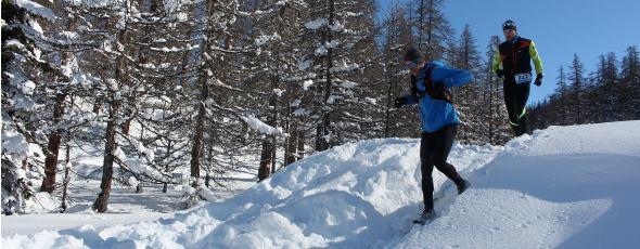 5ème Snow Race à Montgenèvre