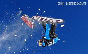 snowkitemasters 2012 col du lautaret