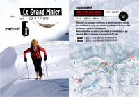 topo guide ski rando pays des écrins