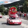 Caravane publicitaire Antargaz