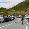 montée en vélo au col du lautaret 2