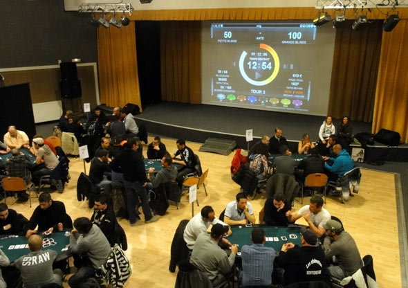 tournoi poker montgenèvre 7 mars 2011