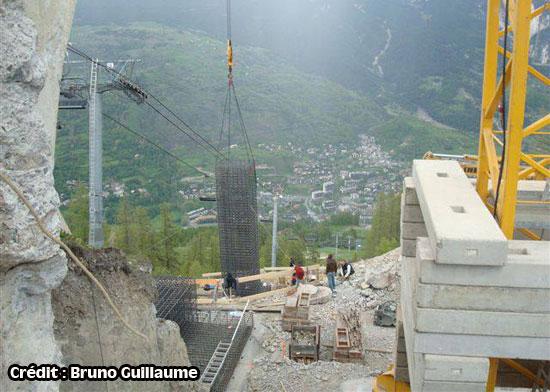 travaux serre ratier début juin 2013