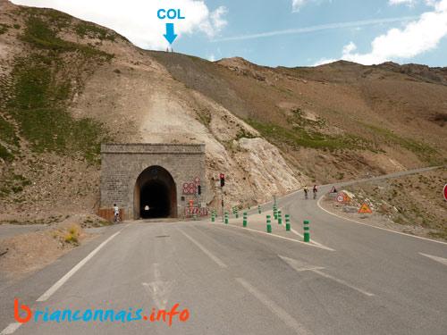 le tunnel du Galibier