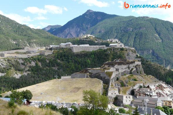 visite de Briancon et des forts Vauban