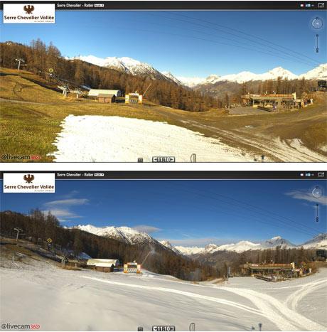 webcam ratier décembre 2014