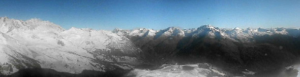 webcam serre chevalier 20 octobre 2011
