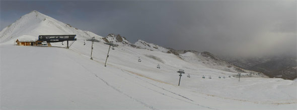 webcam serre chevalier 28 octobre 2012
