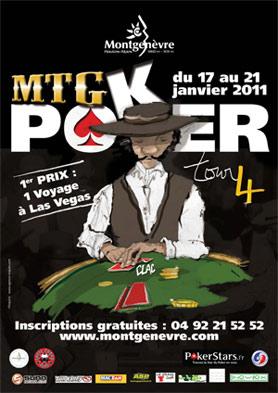 montgenèvre MTG Poker Tour 2011