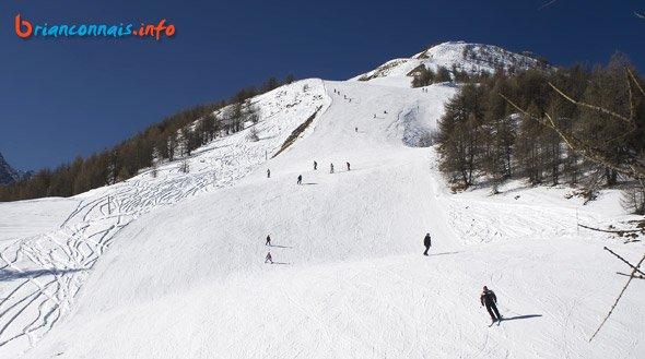 présentation domaine skiable de puy saint vincent