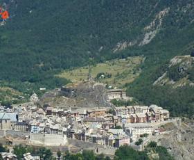 Programme des visites de Briançon été 2011