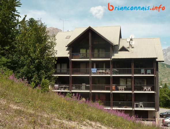 résidence balcons oréac puy-st-vincent 1600
